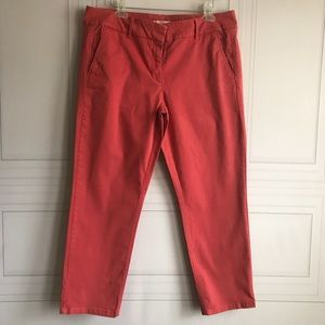 Women's TALBOTS Casual Cropped Pants Size 14
